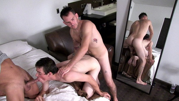 military-classified-sweet-guy-getting-sucked-dry